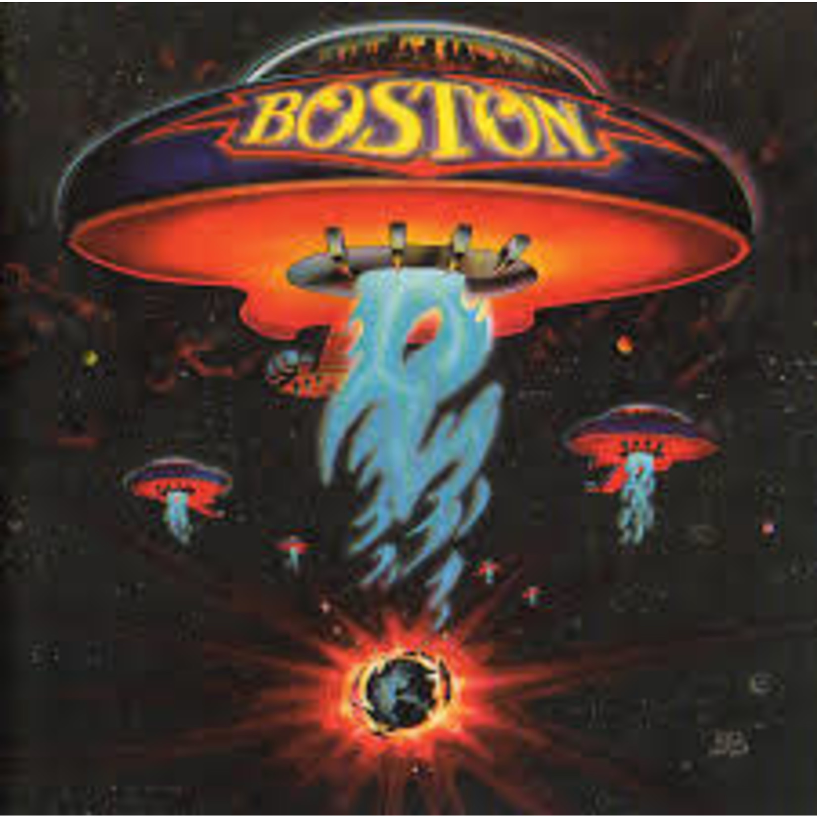 Vinyl Boston - S/T