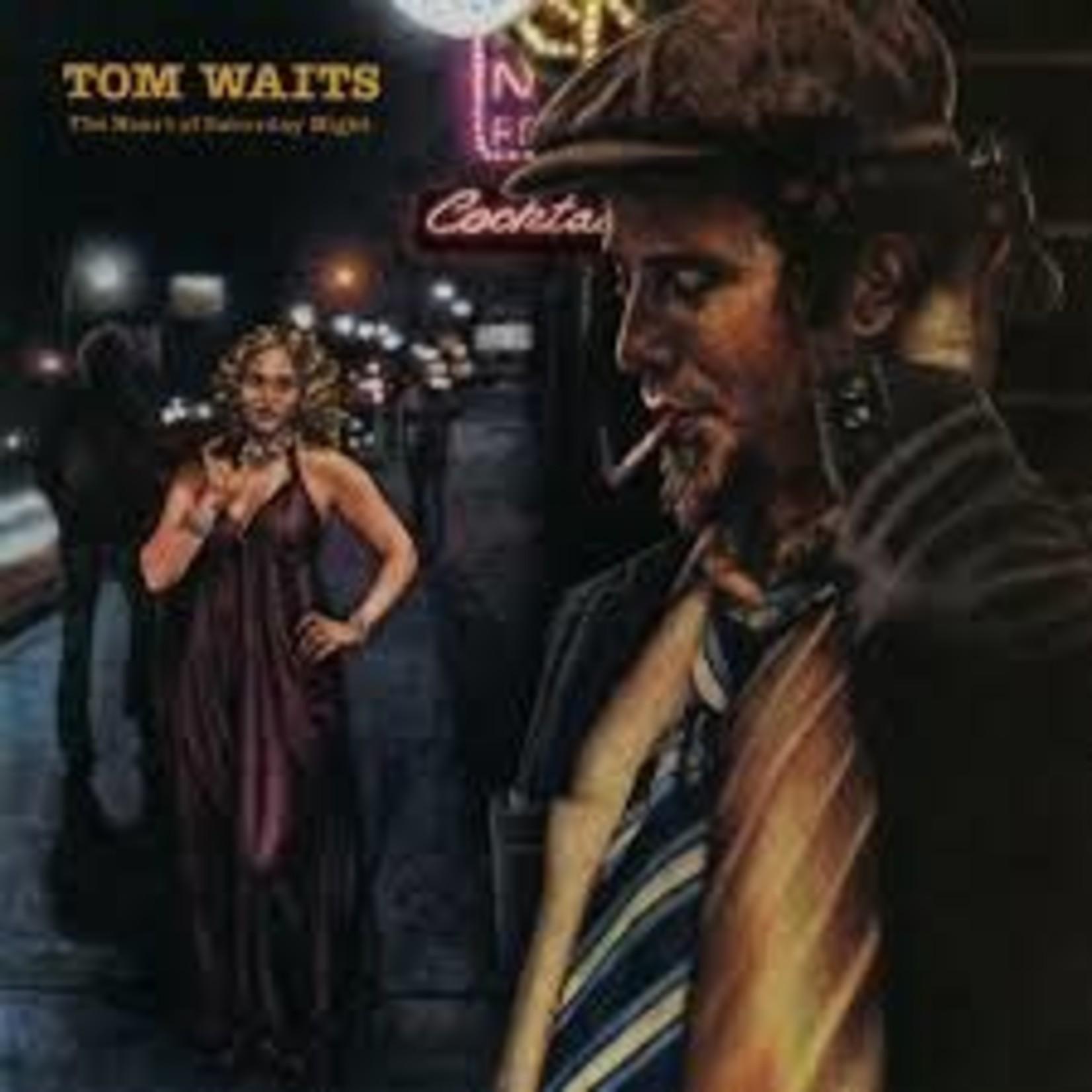 Vinyl Tom Waits - Heart of Saturday Night