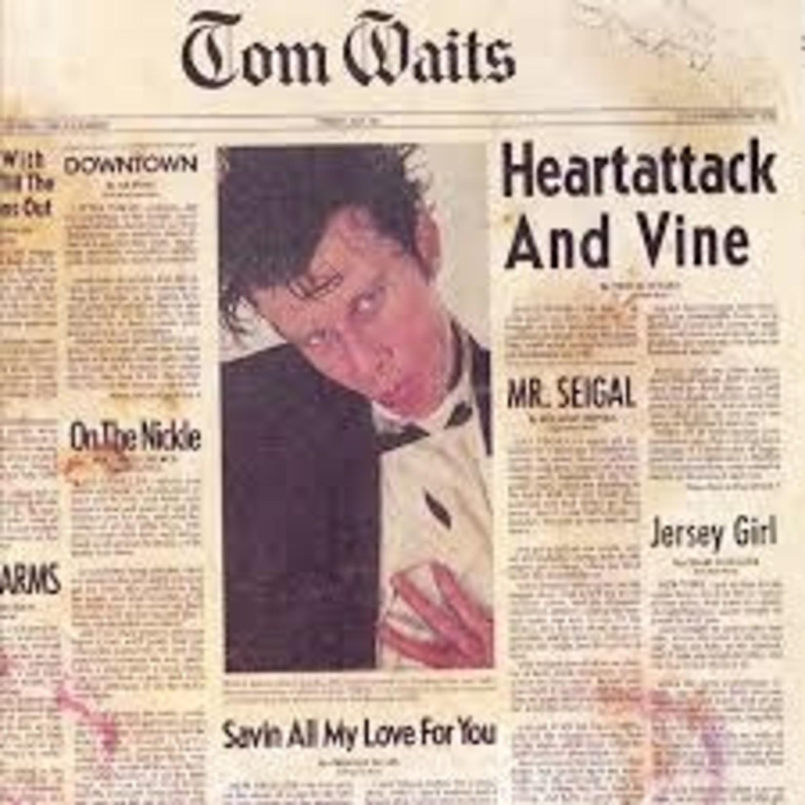 Vinyl Tom Waits - Heartattack and Vine