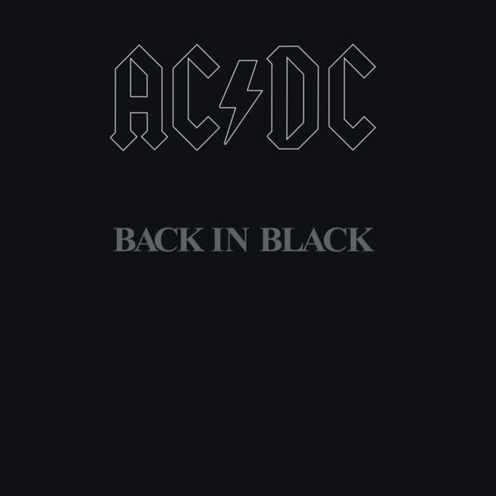 Vinyl AC/DC - Back In Black