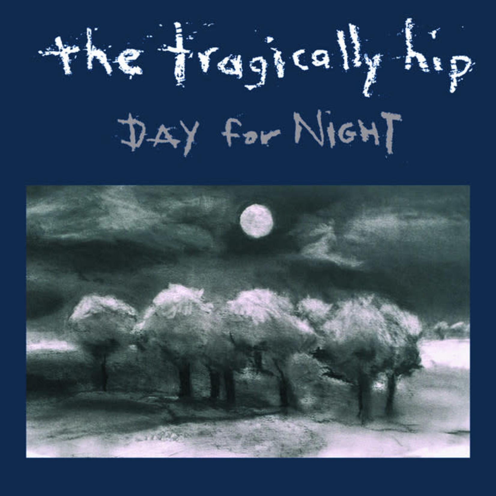 Vinyl Tragically Hip - Day For Night