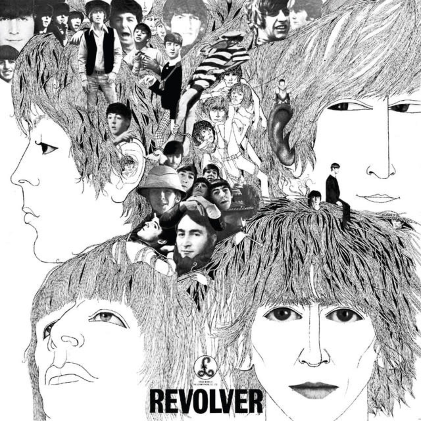 Vinyl The Beatles - Revolver