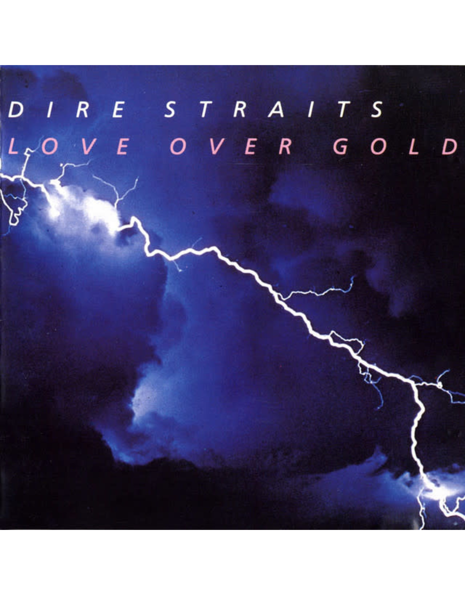 Vinyl Dire Straits - Love Over Gold