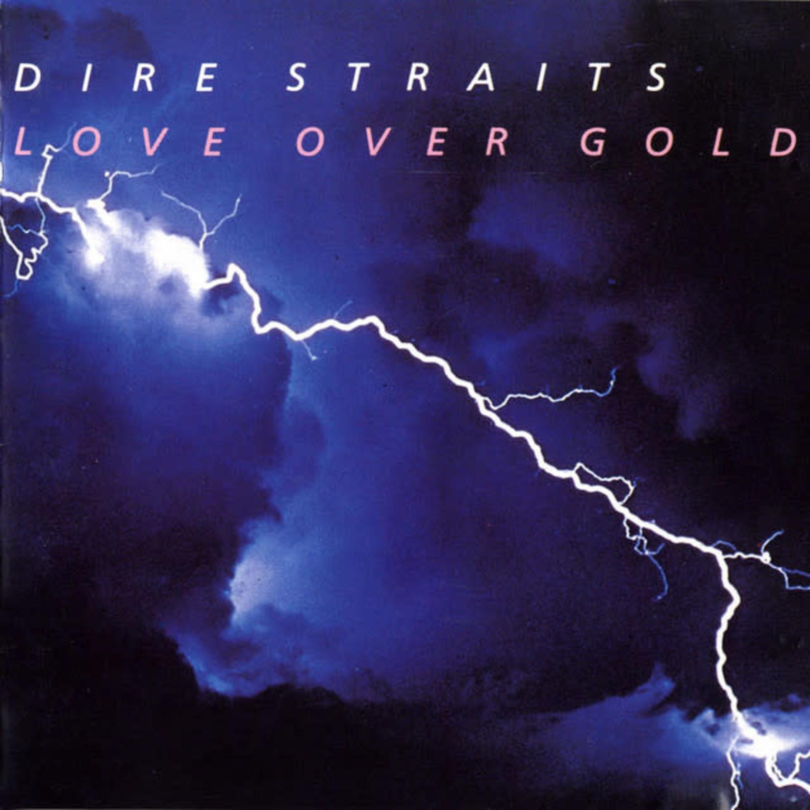 Vinyl Dire Straits - Love Over Gold