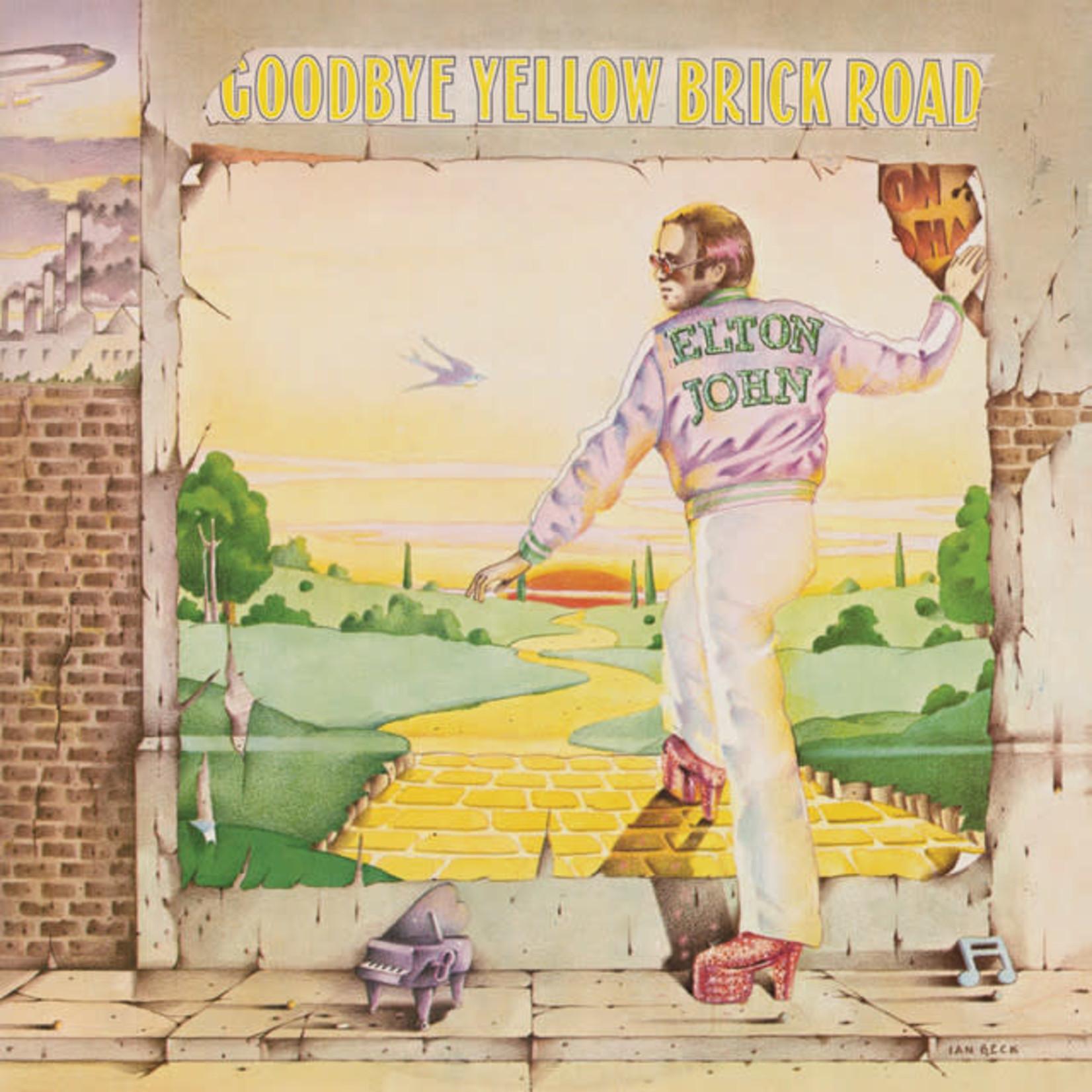 Vinyl Elton John - Goodbye Yellow Brick Road