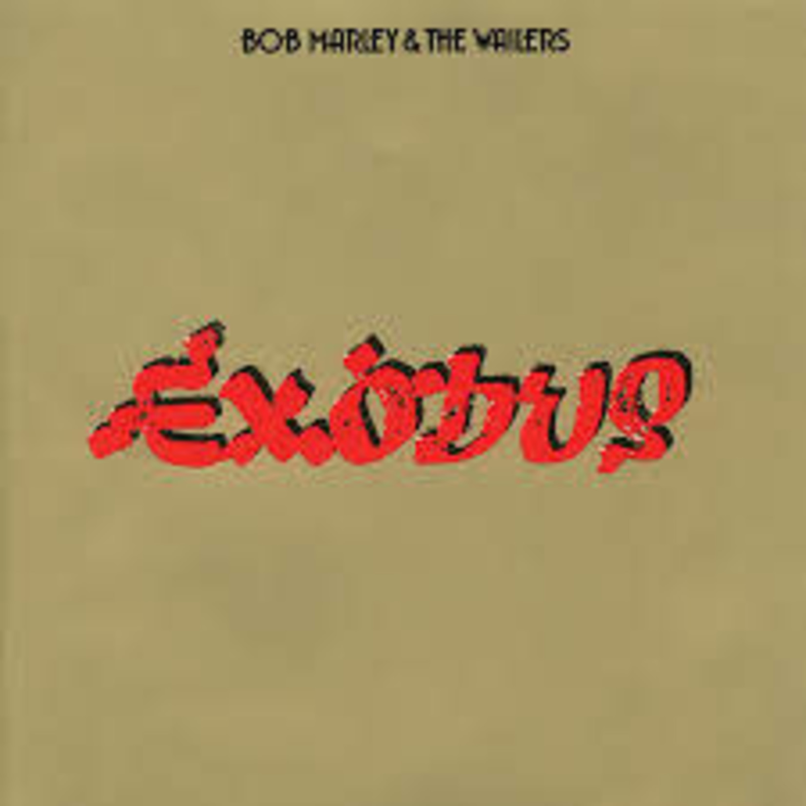 Vinyl Bob Marley - Exodus