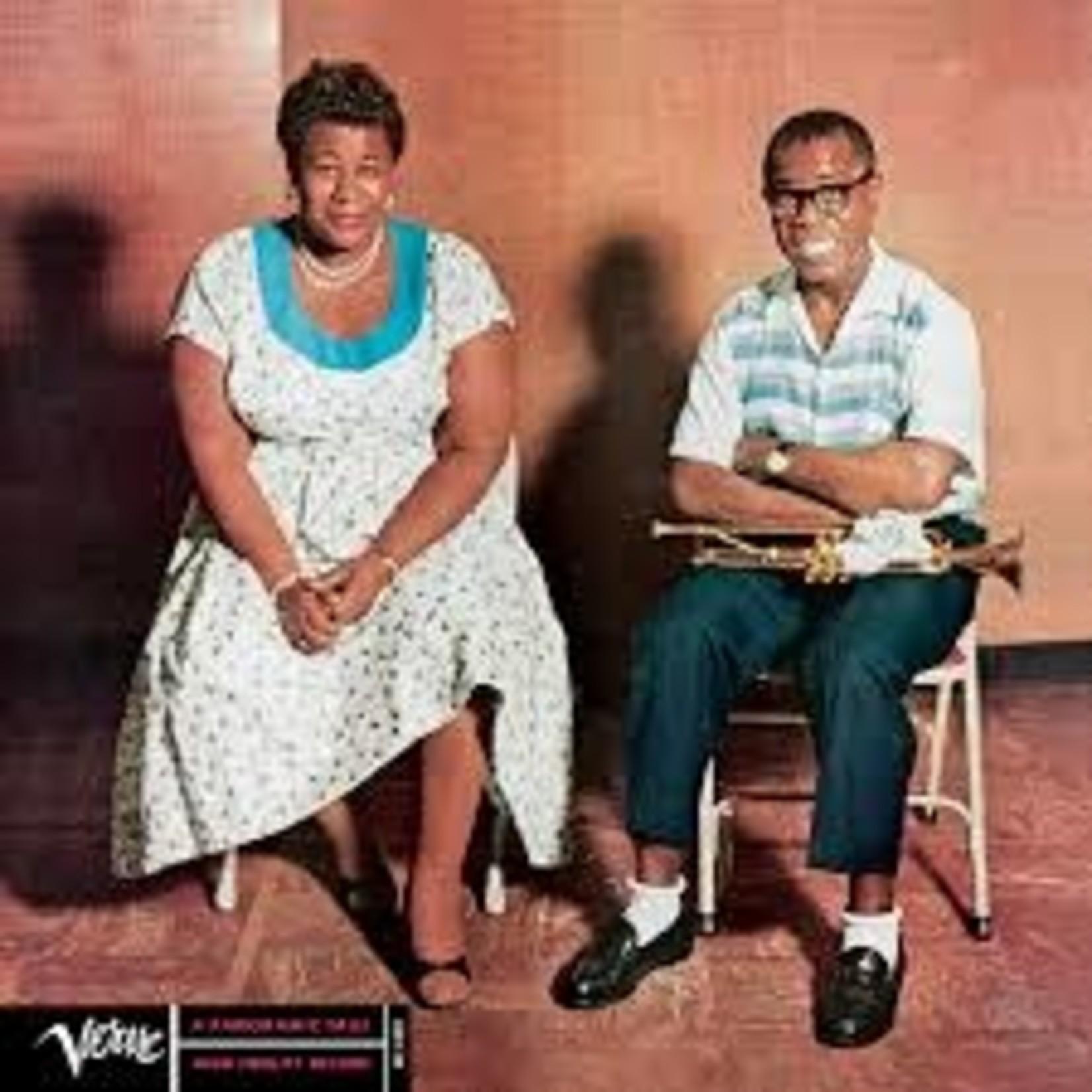 Vinyl Ella & Louis - ST