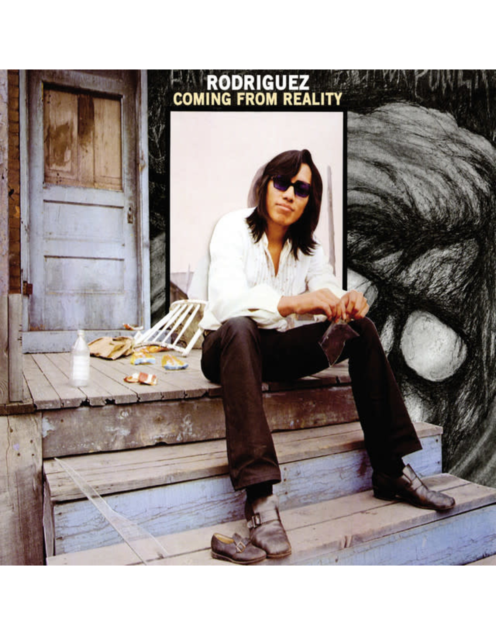 Vinyl Rodriguez - Coming From Reality