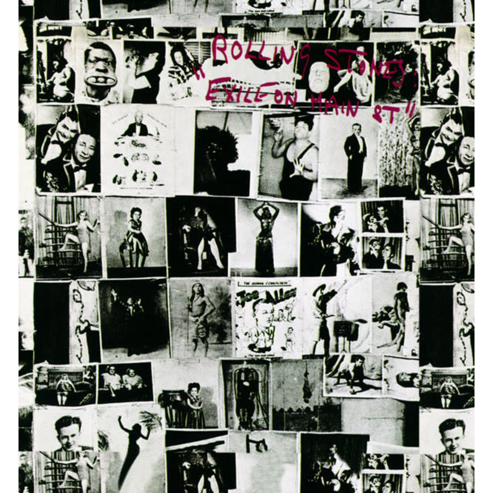 Vinyl The Rolling Stones - Exile On Main Street