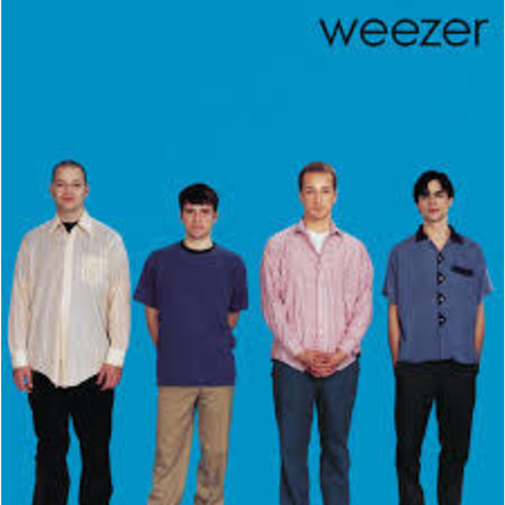 Vinyl Weezer - Blue