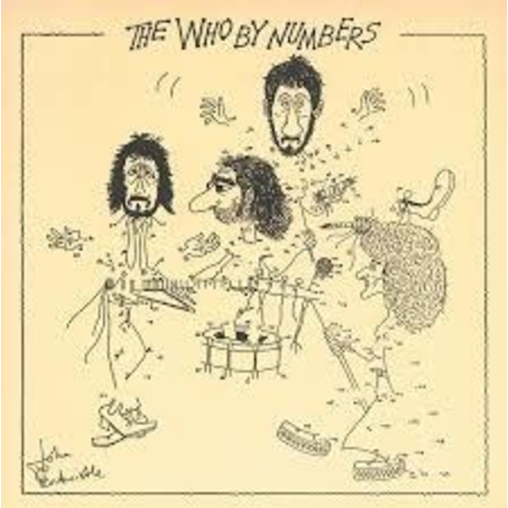 Vinyl The Who - Who By Numbers
