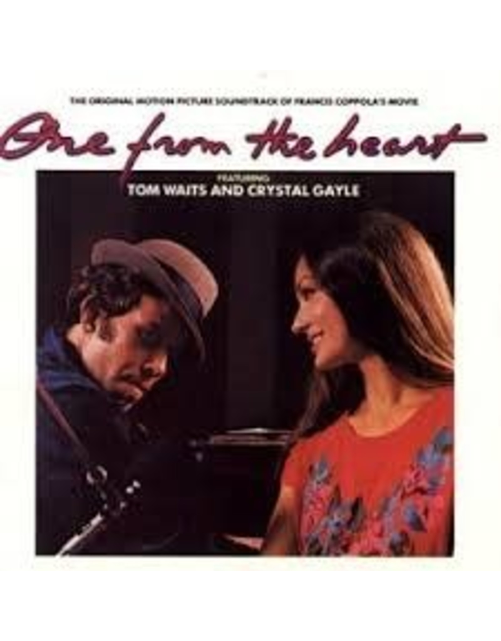 Vinyl Tom Waits & Crystal Gayle - One From The Heart