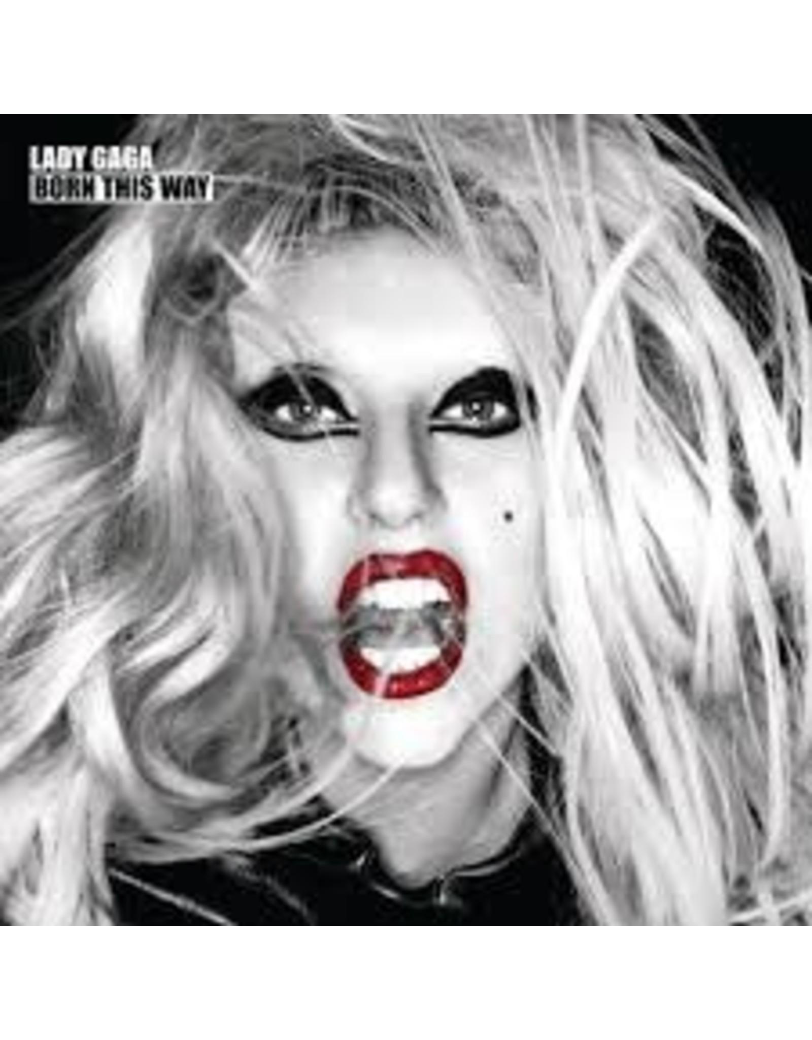 Vinyl Lady Gaga - Born This Way