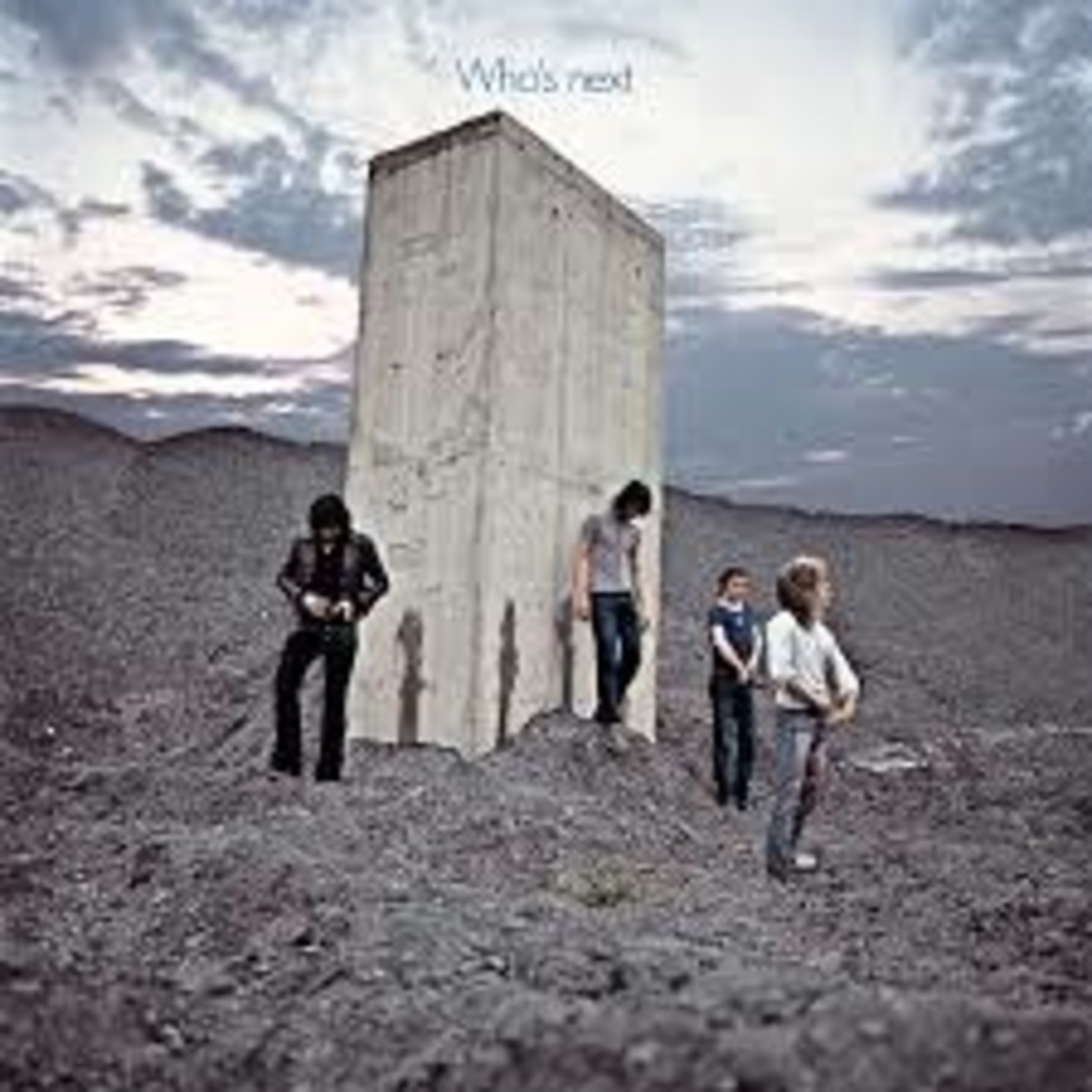 Vinyl The Who - Who's Next
