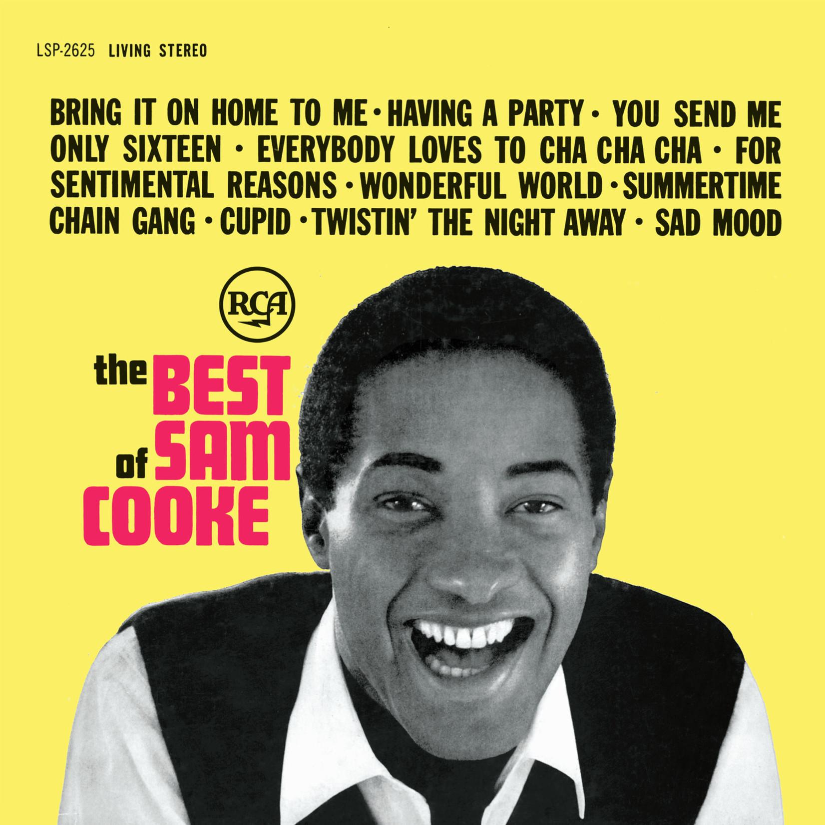 Vinyl Sam Cooke - The Best Of Sam Cooke