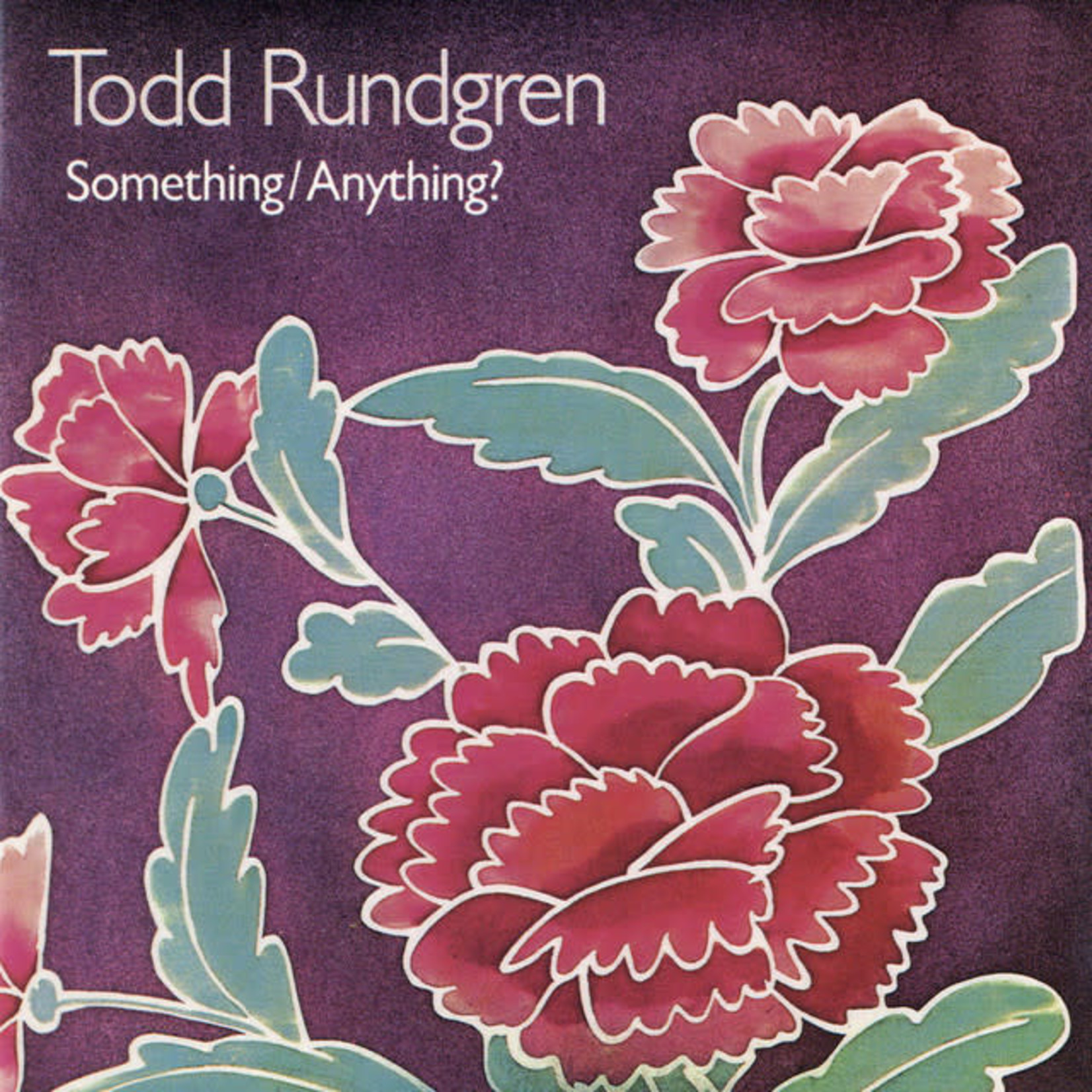 Vinyl Todd Rundgren - Something/ Anything?