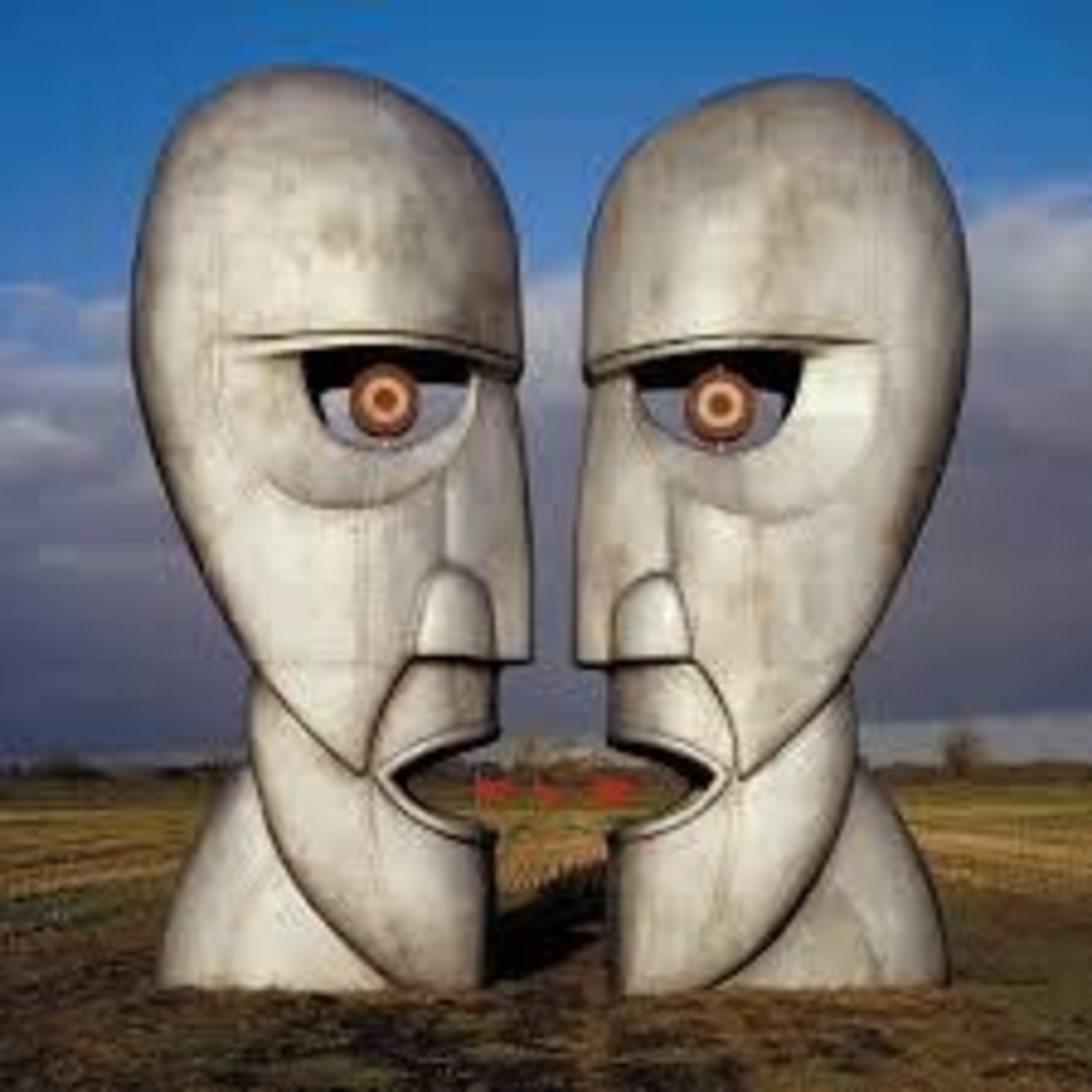 Vinyl Pink Floyd - The Division Bell