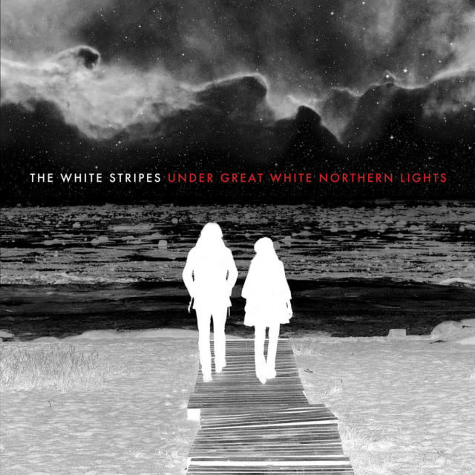 Vinyl The White Stripes - Under Great White Northern Lights