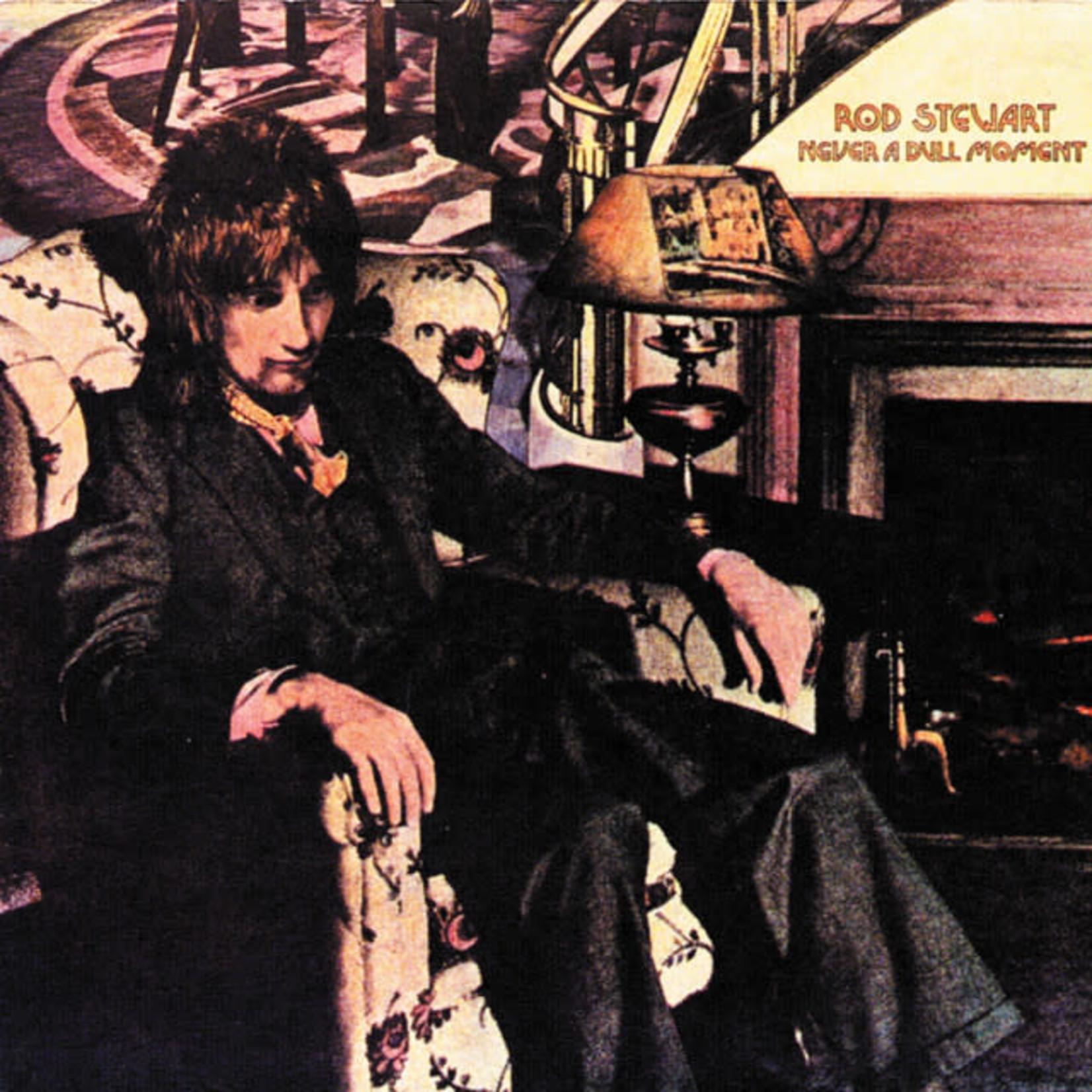 Vinyl Rod Stewart - Never A Dull Moment