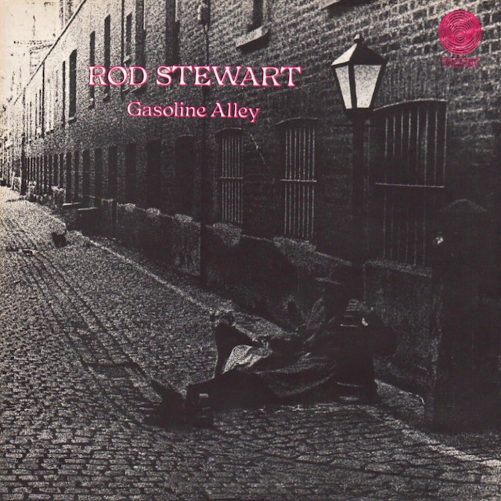 Vinyl Rod Stewart - Gasoline Alley