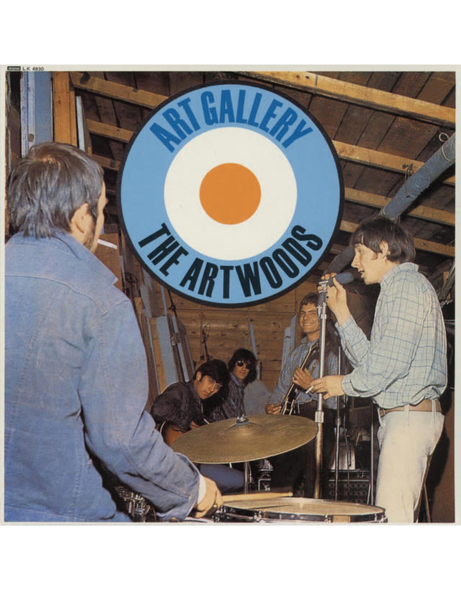 Vinyl The Artwoods - Art Gallery