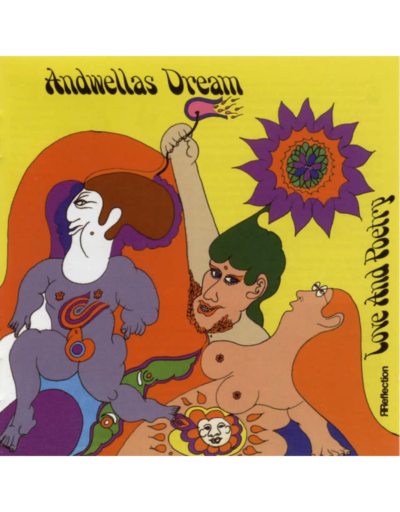 Vinyl Andwellas Dream - Love And Poetry