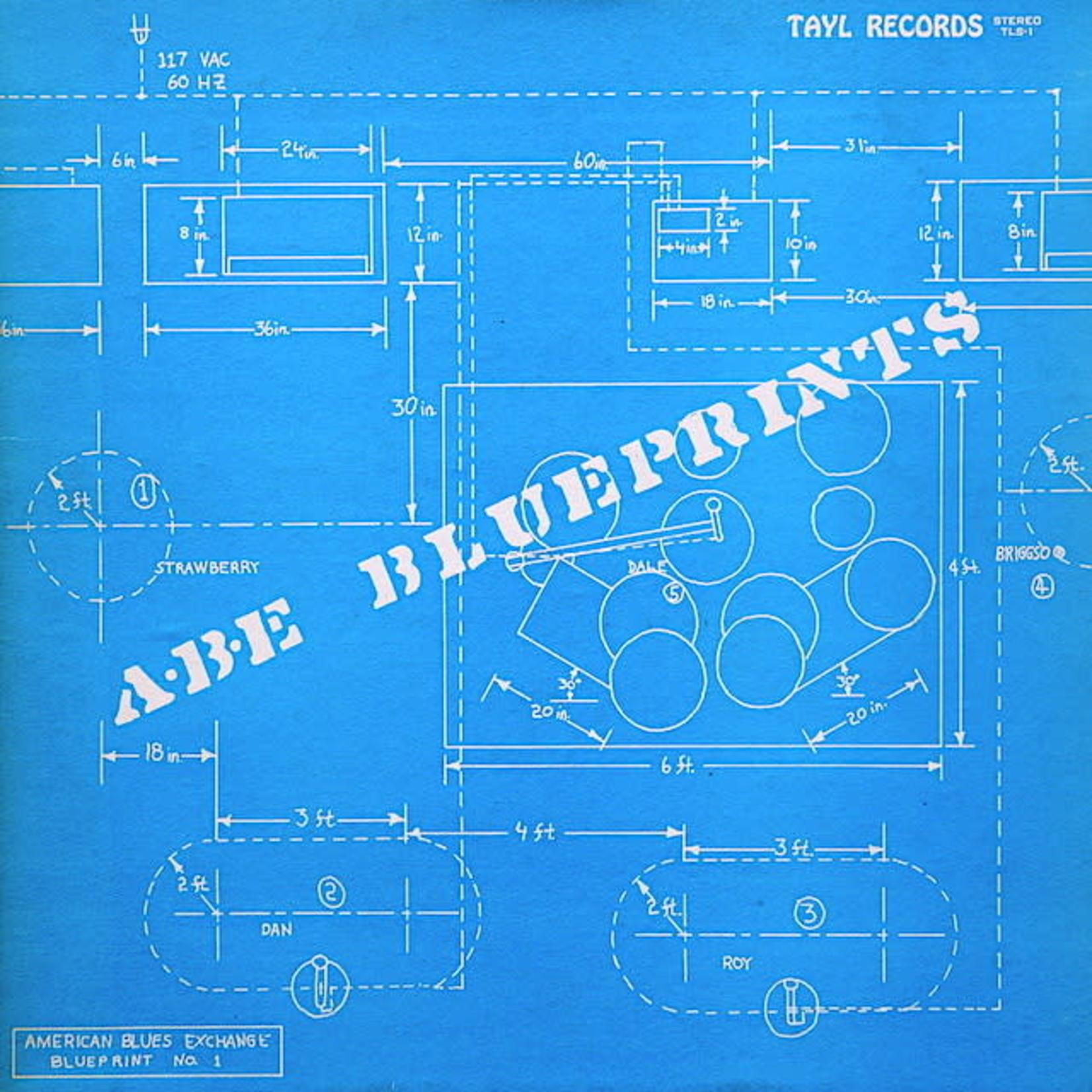 Vinyl American Blues Exchange - Blueprints