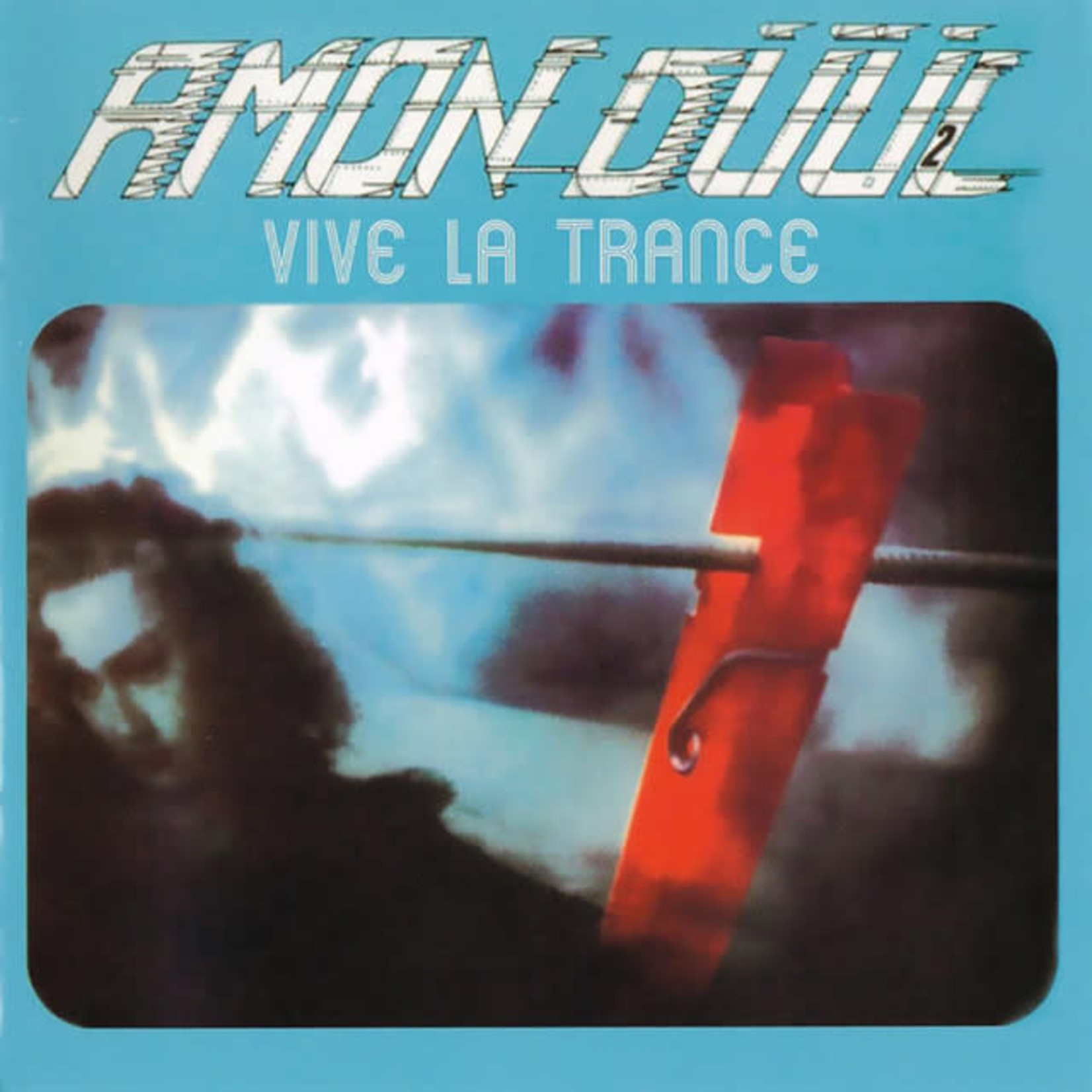 Vinyl Amon Duul - Vive La Trance