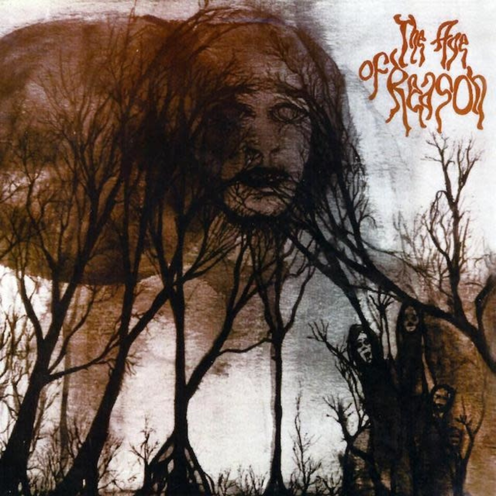Vinyl The Age of Reason - S/T