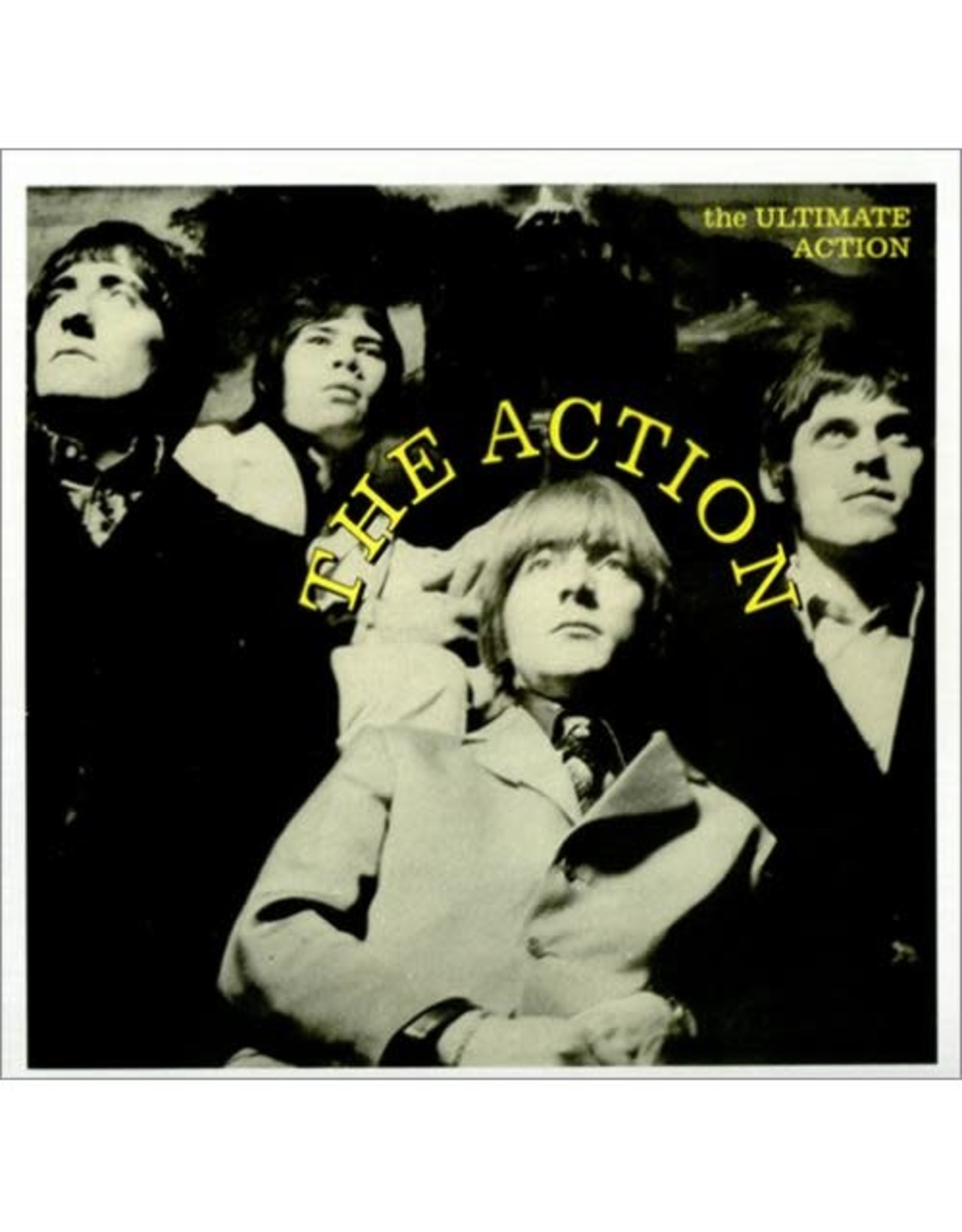 Vinyl The Action - Ultimate Action