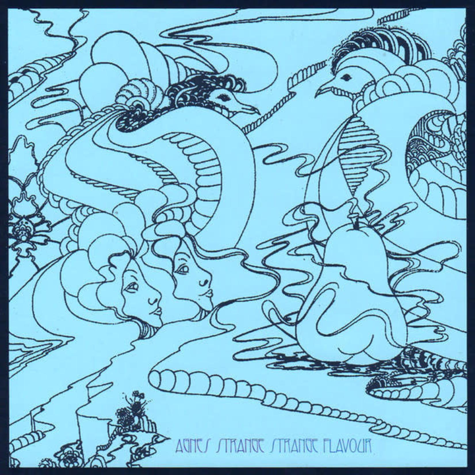 Vinyl Agnes Strange - Strange Flavour