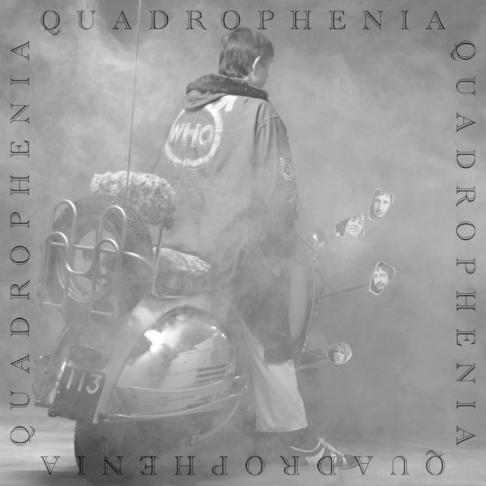 Vinyl The Who - Quadrophenia