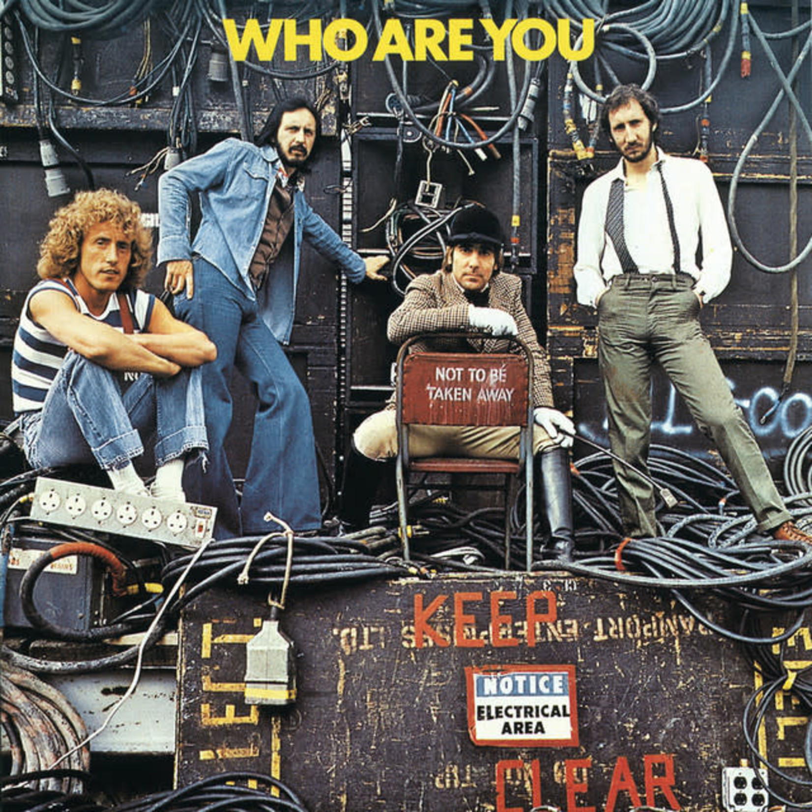 Vinyl The Who - Who Are You