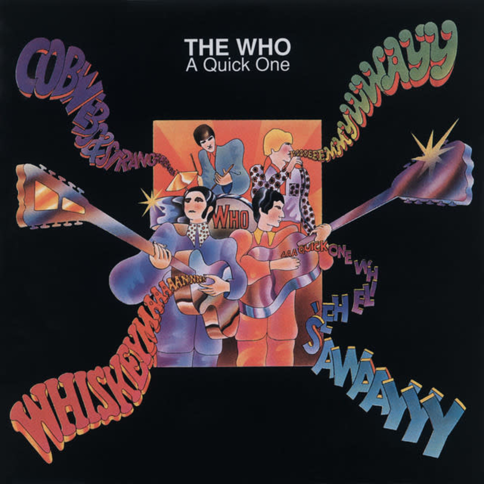 Vinyl The Who - A Quick One