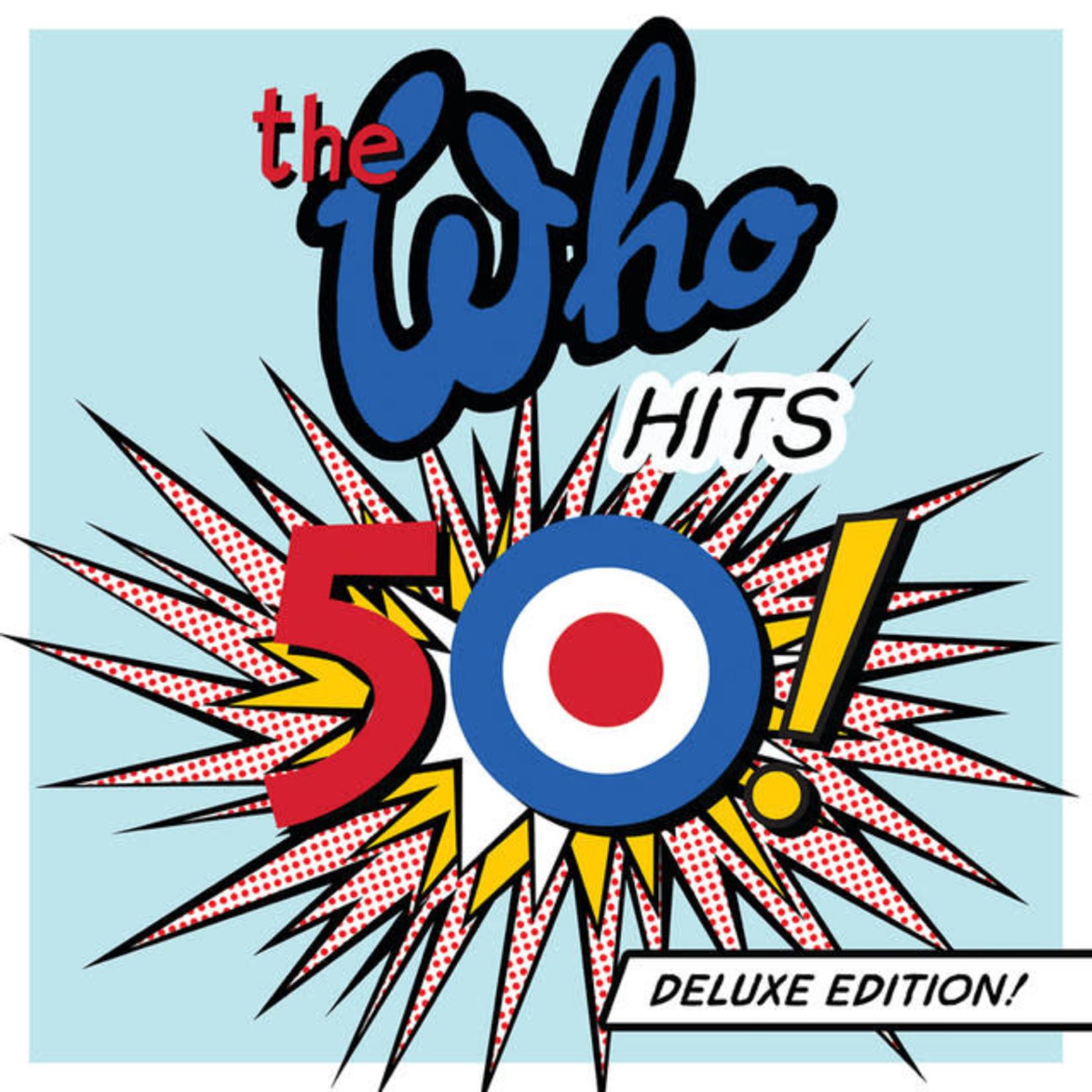 Vinyl The Who - Hits 50!