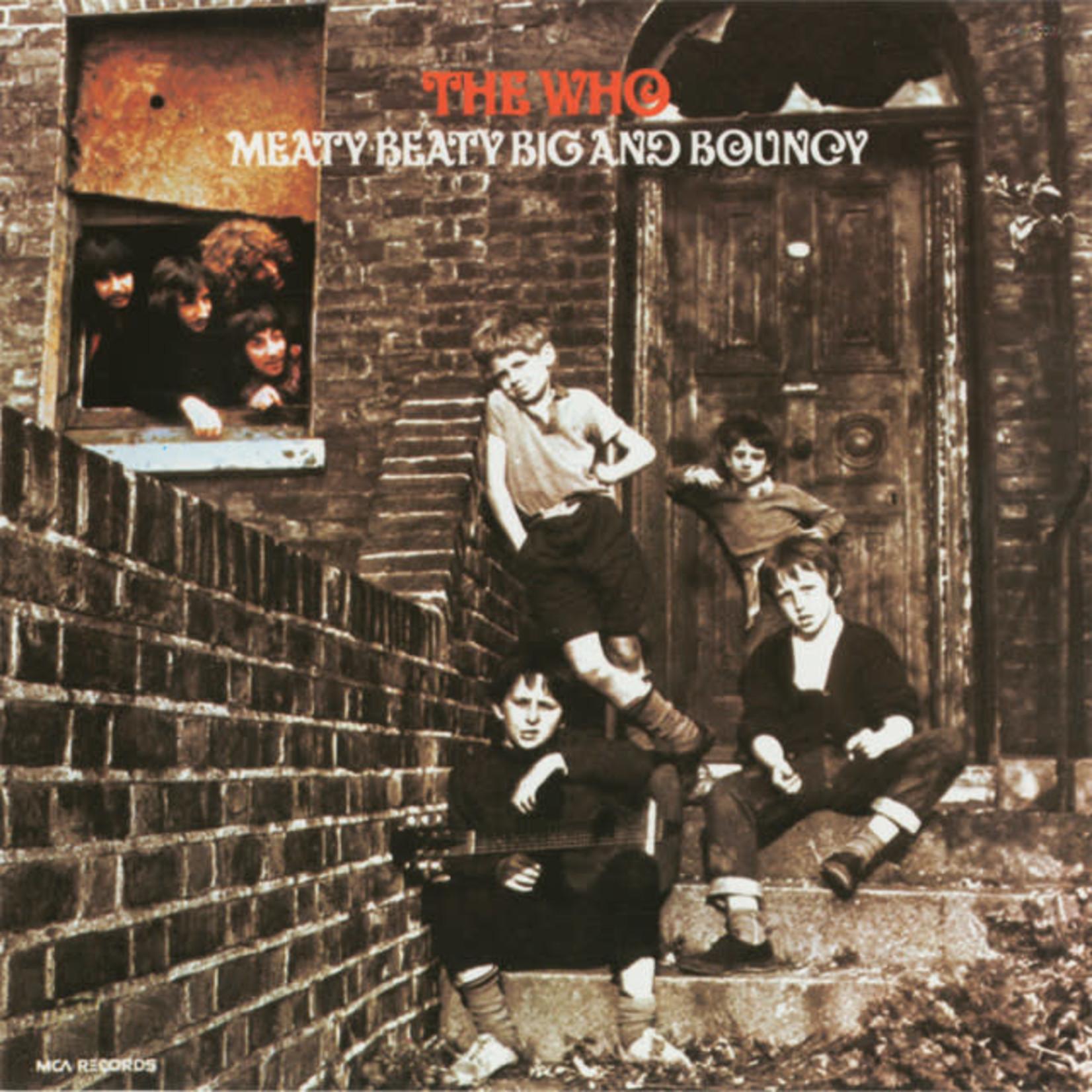 Vinyl The Who - Meaty Beaty Big and Bouncy