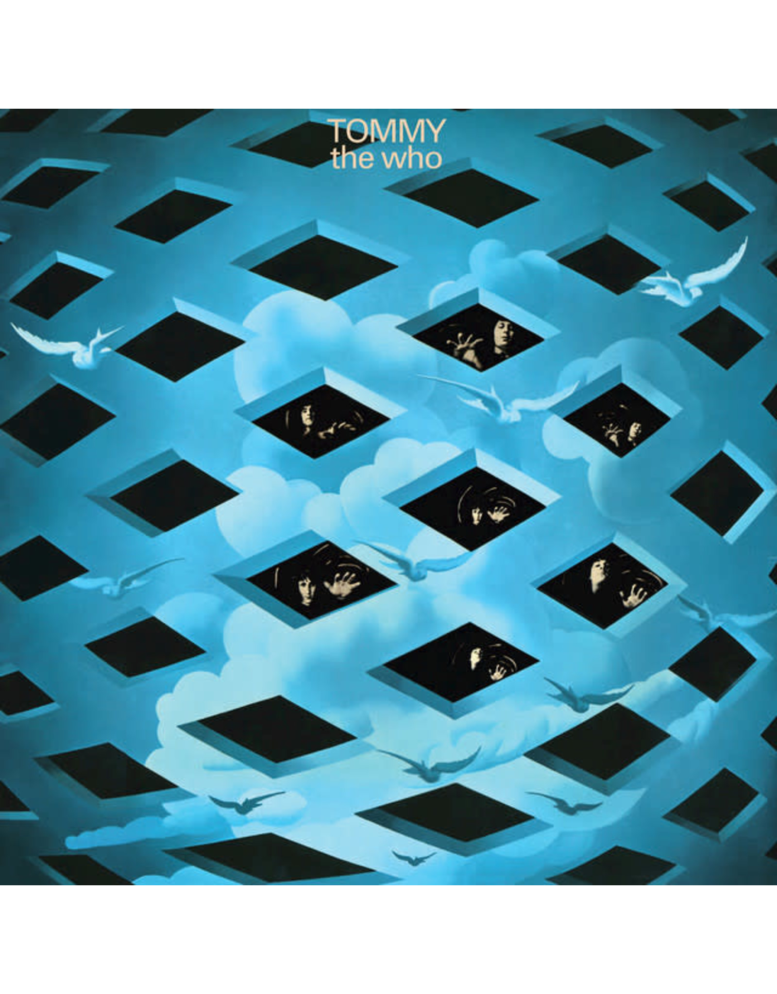 Vinyl The Who - Tommy