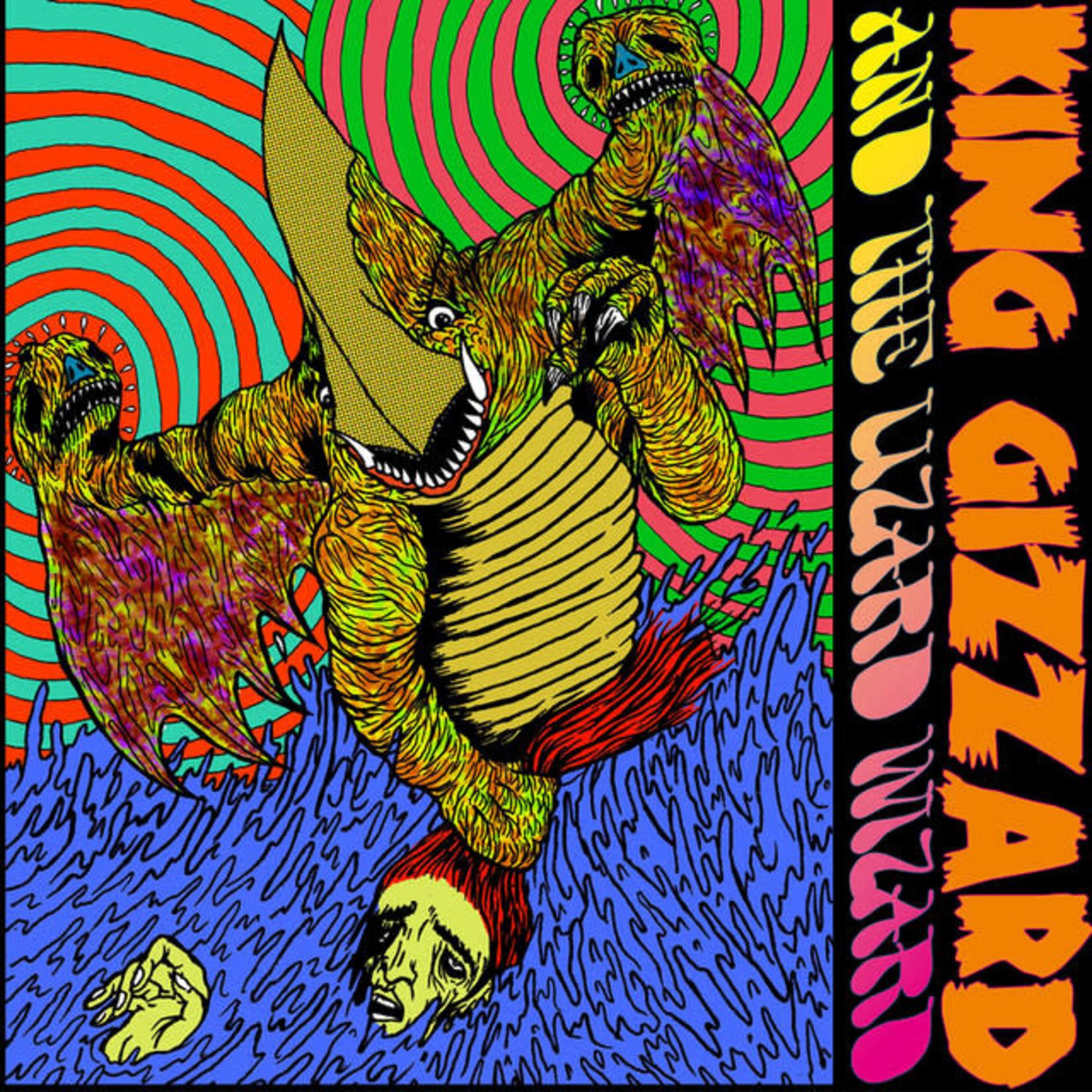Vinyl King Gizzard - Willoughby's Beach EP