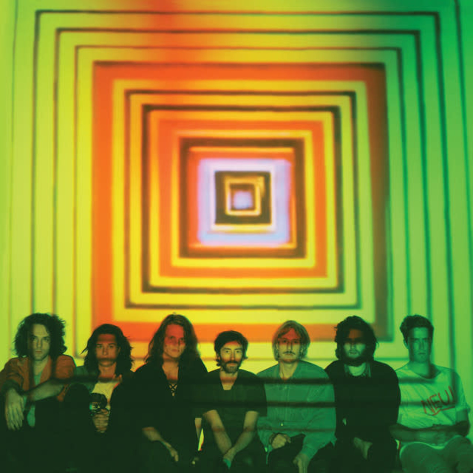Vinyl King Gizzard - Float Along Fill Your Lungs