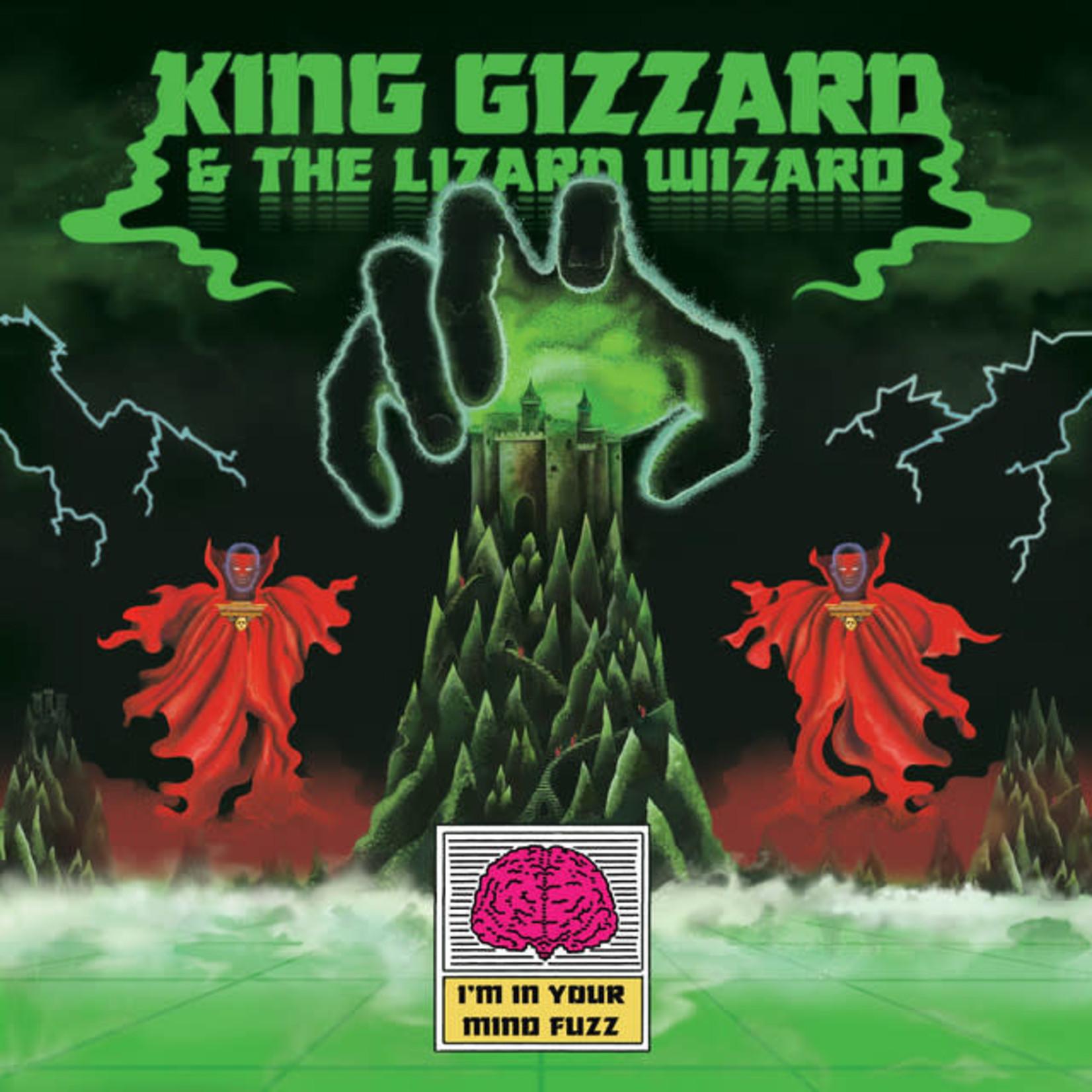 Vinyl King Gizzard - I'm in Your Mind Fuzz