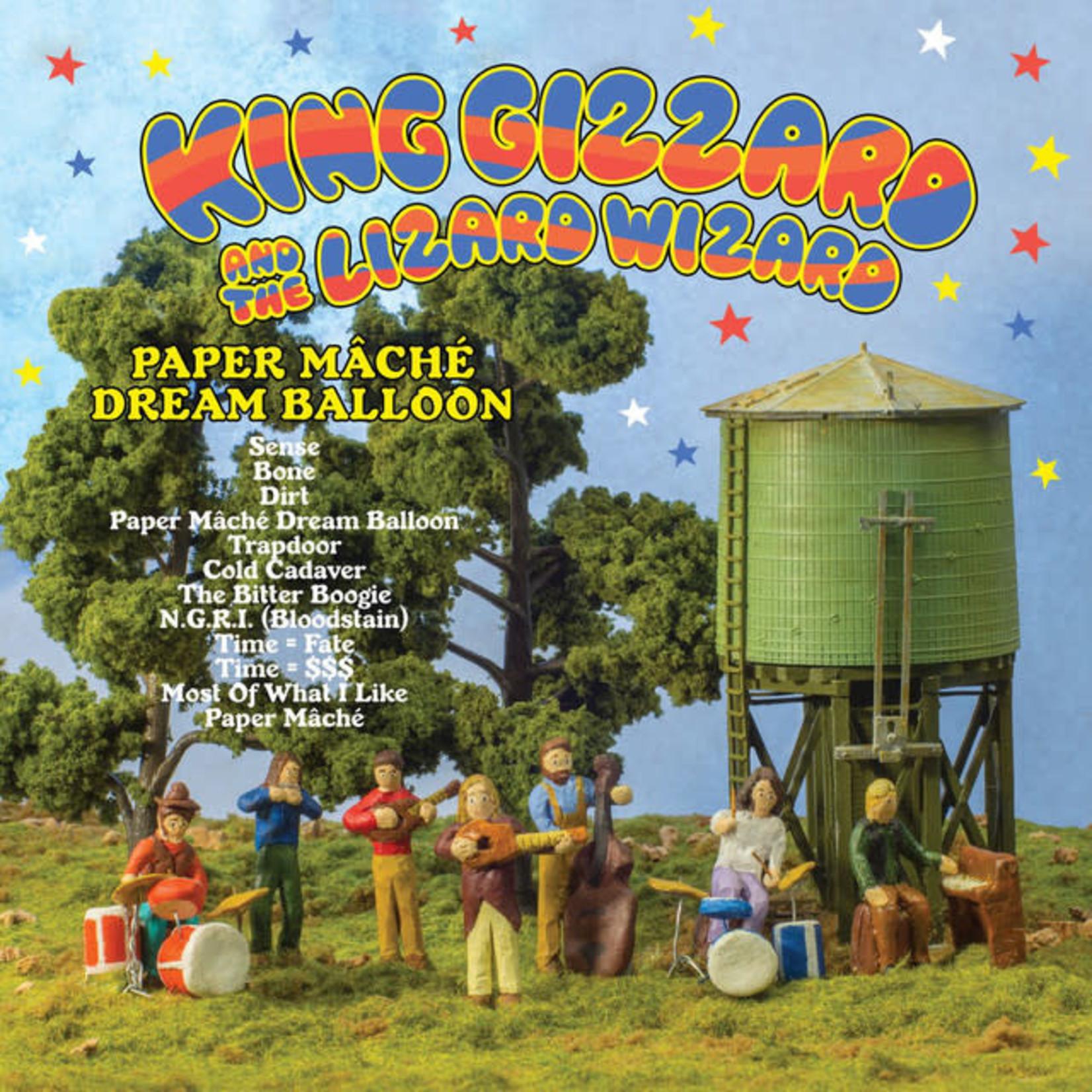 Vinyl King Gizzard - Paper Mache Dream Balloon