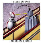 Vinyl Black Sabbath - Technical Ecstasy