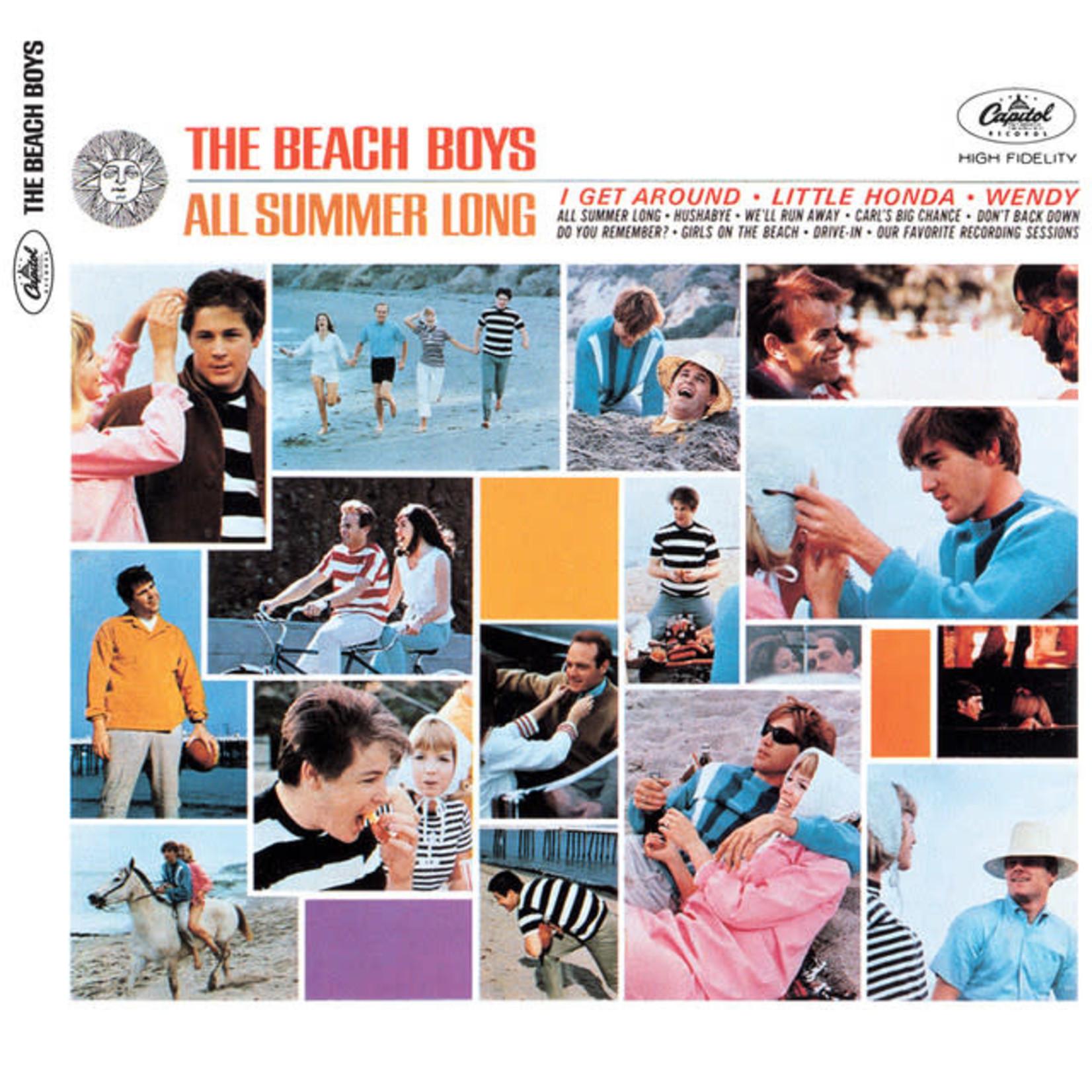 Vinyl The Beach Boys - All Summer Long