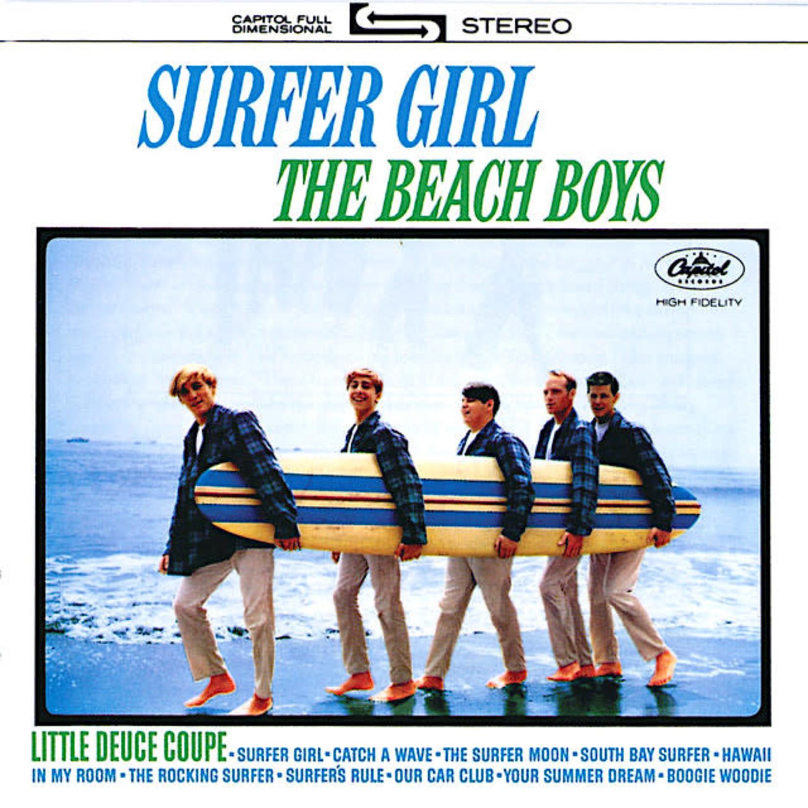 Vinyl The Beach Boys - Surfer Girl