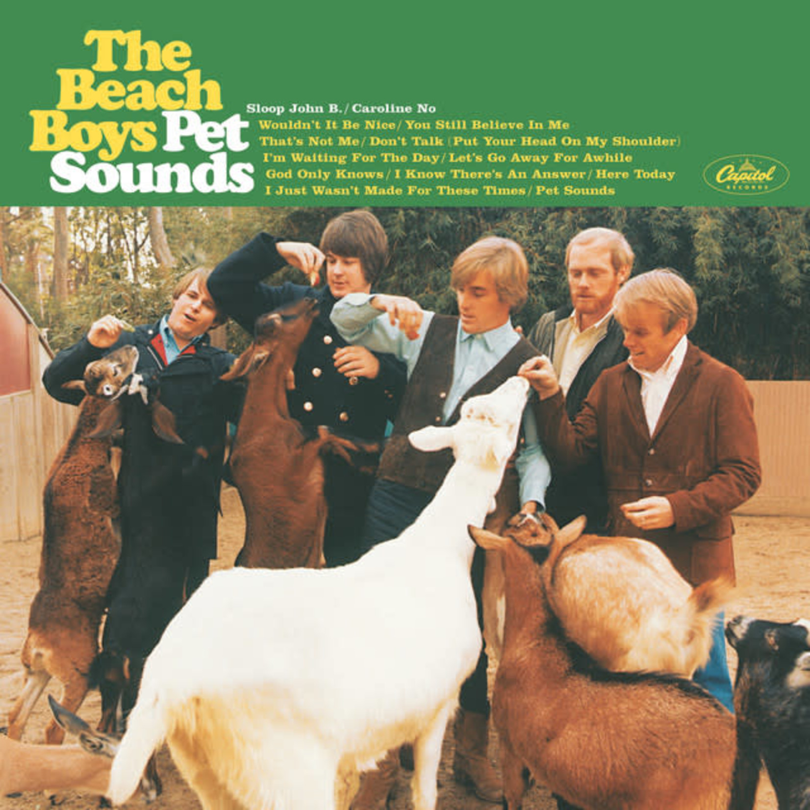 Vinyl The Beach Boys - Pet Sounds