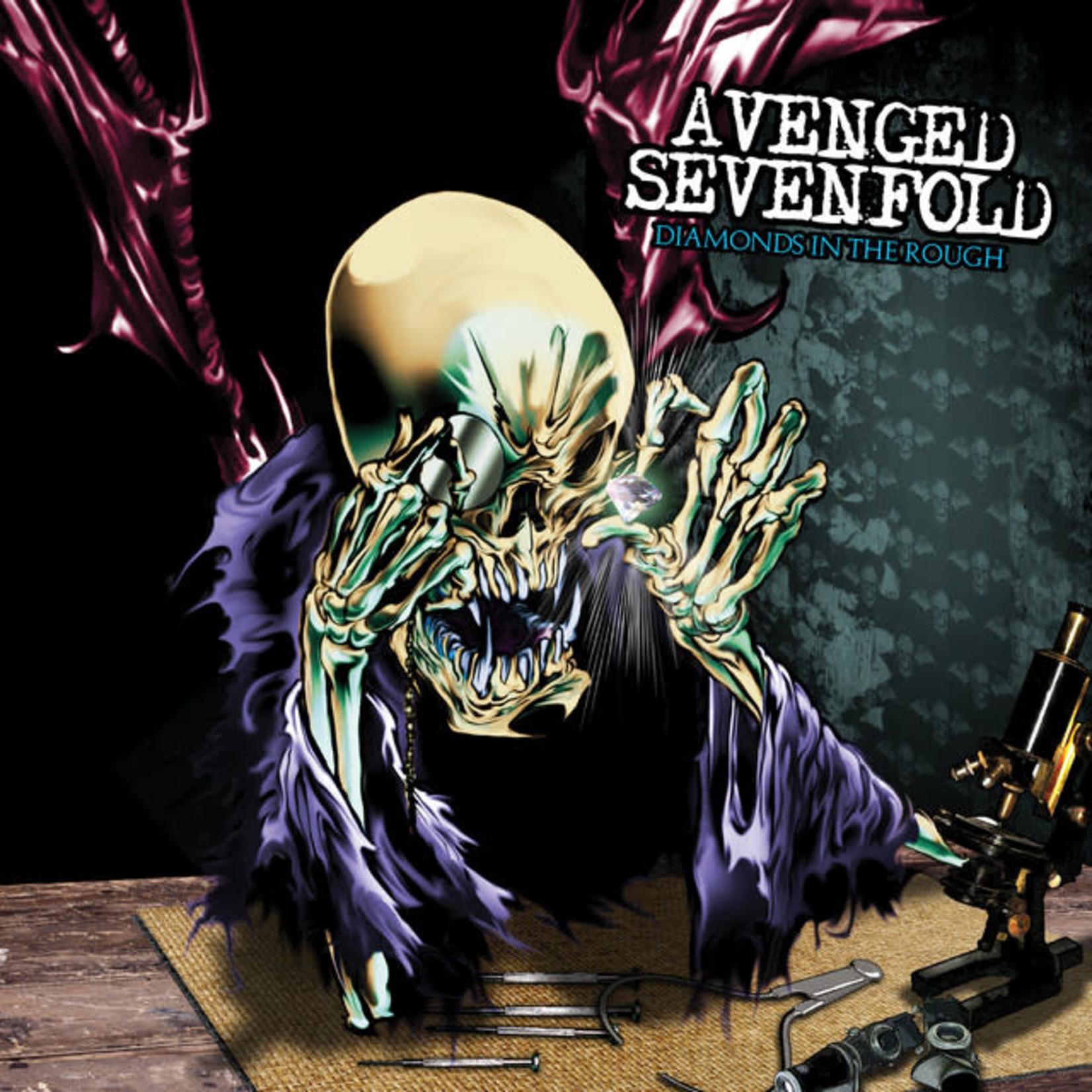 Vinyl Avenged Sevenfold - Diamonds In The Rough