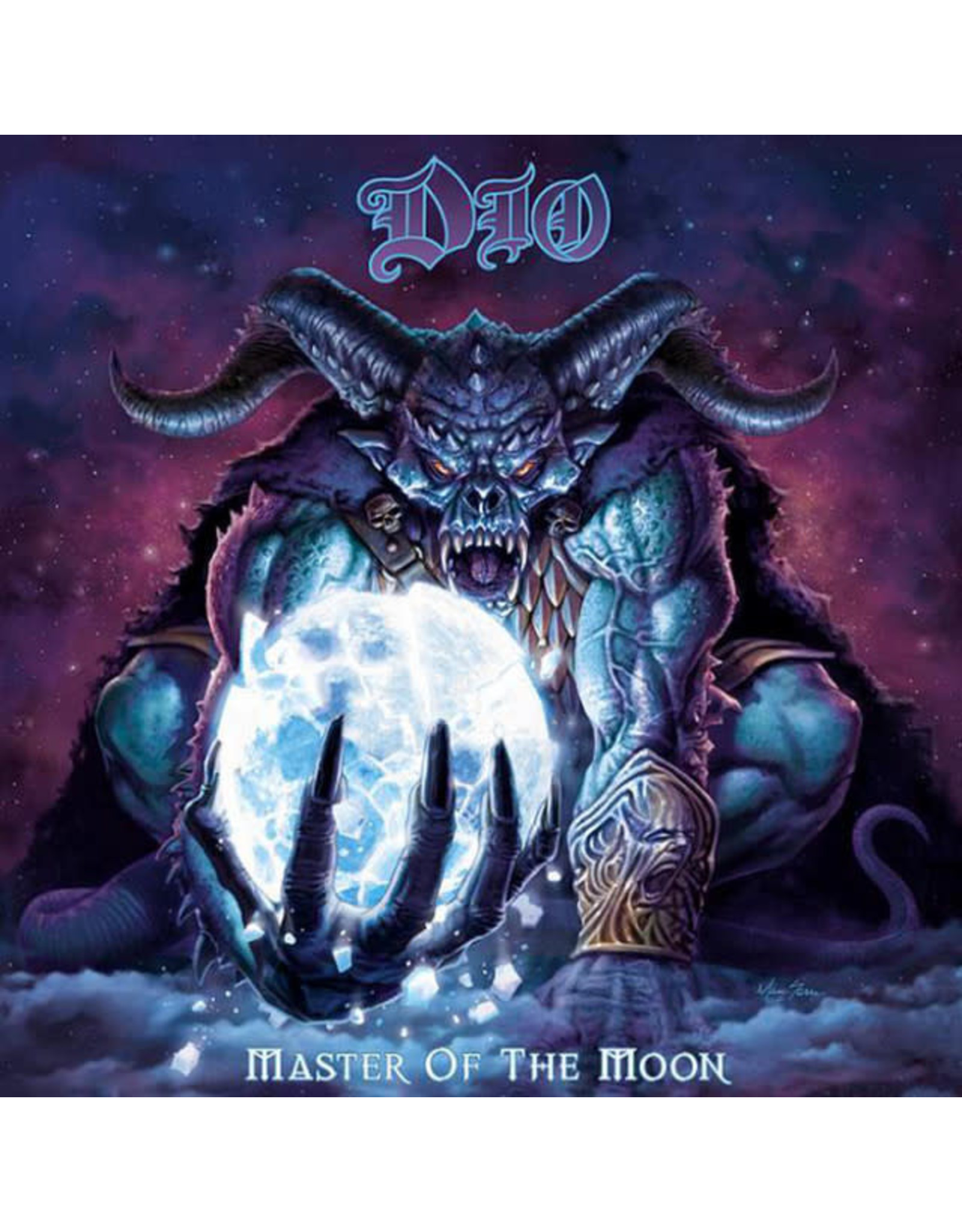 Vinyl Dio - Master of the Moon