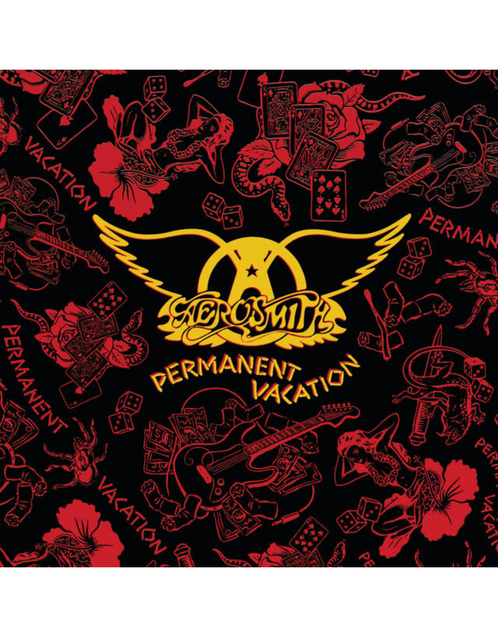 Vinyl Aerosmith - Permanent Vacation