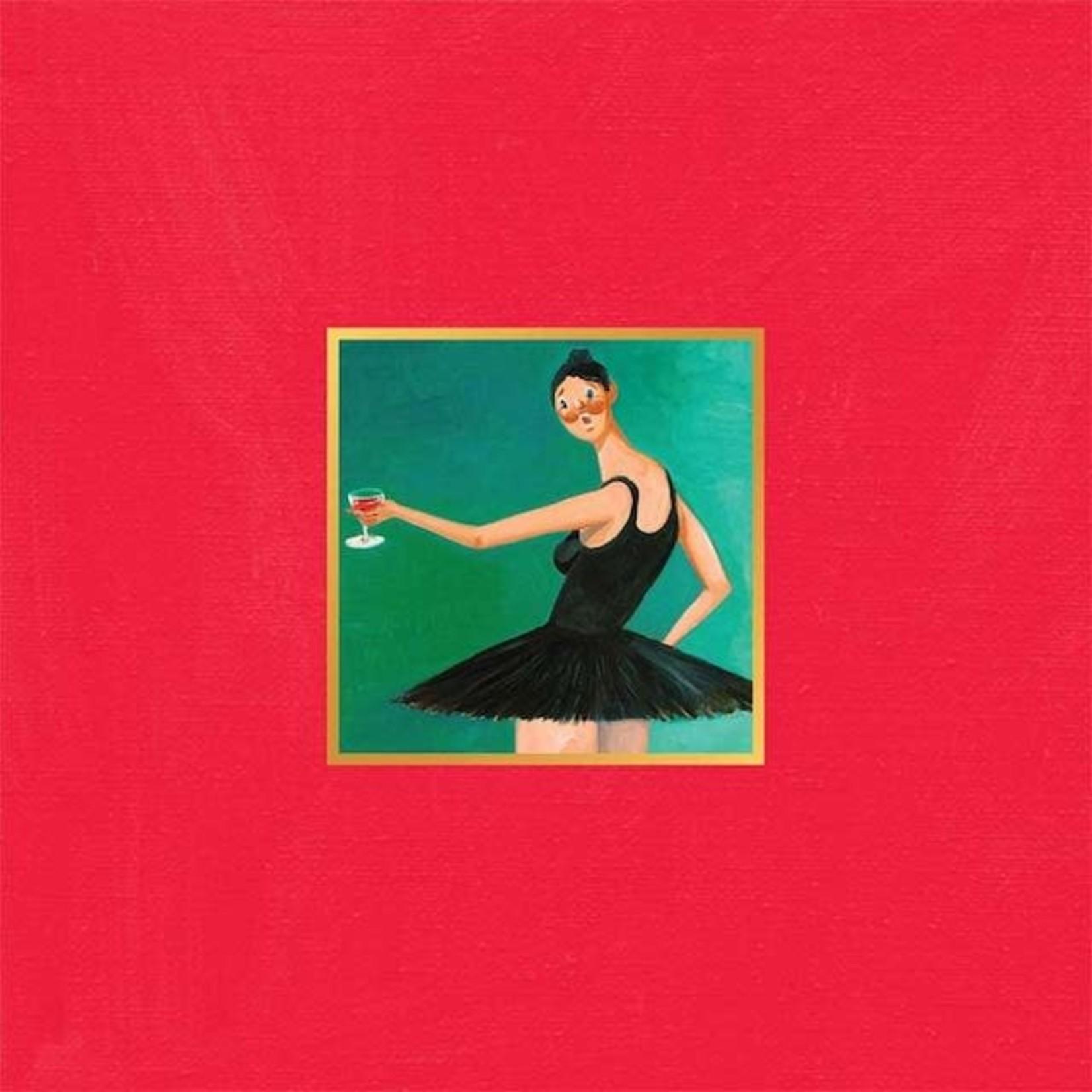 Vinyl Kanye West - My Beautiful Dark Twisted Fantasy