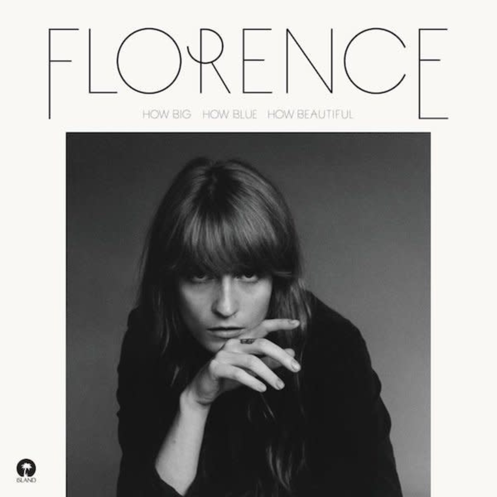 Vinyl Florence & the Machine - How Big, How Blue, How Beautiful
